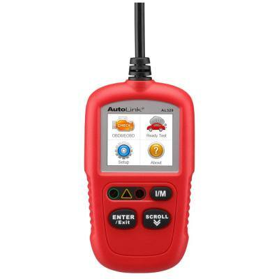 OBDII Code Reader with Live Data and Auto VIN