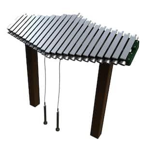 Pegasus Outdoor Music Playset Accessory