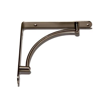 Designer Series 1.125x8.75x8.75 in. Metal Corbel