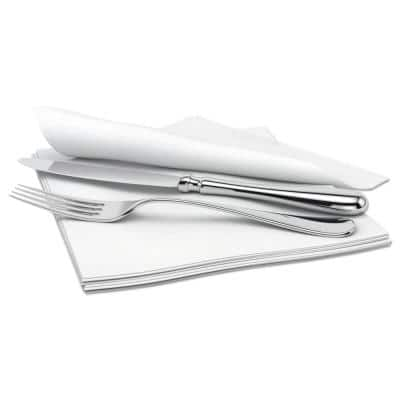 Signature Airlaid Dinner Napkins/Guest Hand Towels, 1-Ply, 15 in. x16.5 in., 1000/Carton