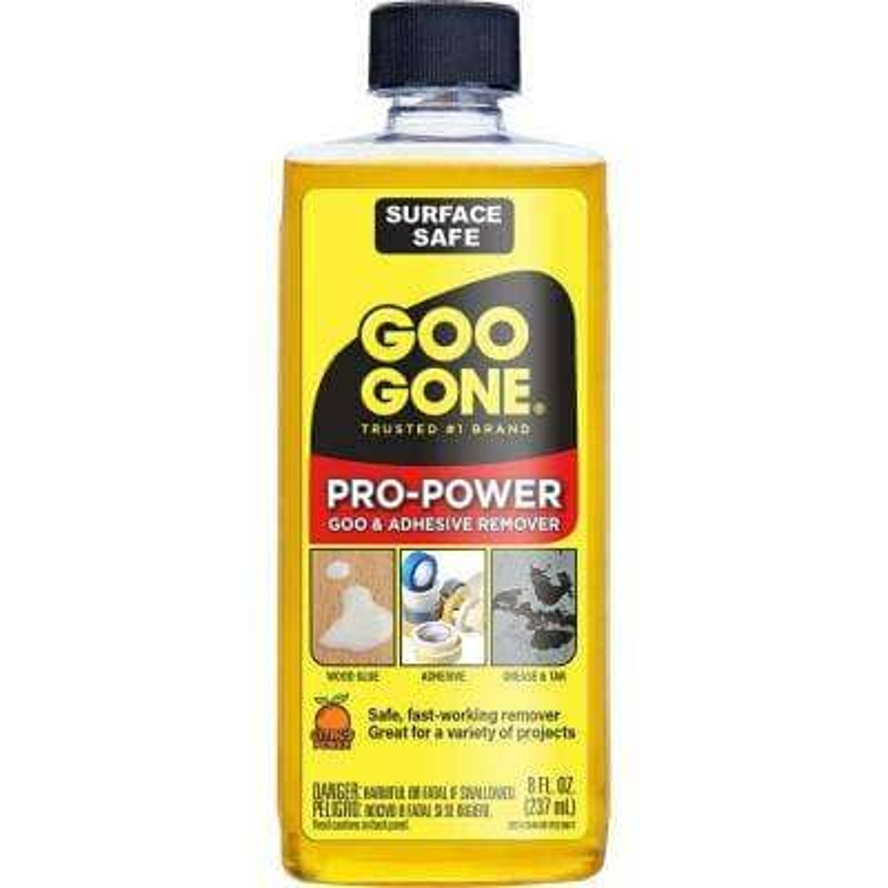 8 oz. Pro Power Adhesive Remover
