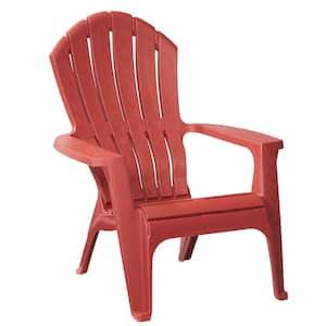 RealComfort Chili Patio Adirondack Chair