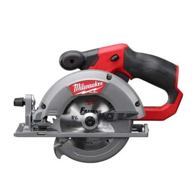 M12 FUEL 12-Volt Lithium-Ion Brushless Cordless 5-3/8 in. Circular Saw (Tool-Only) w/ 16T Carbide-Tipped Metal Saw Blade