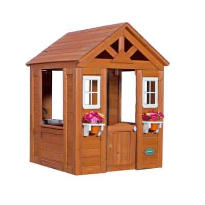 Timberlake All Cedar Playhouse