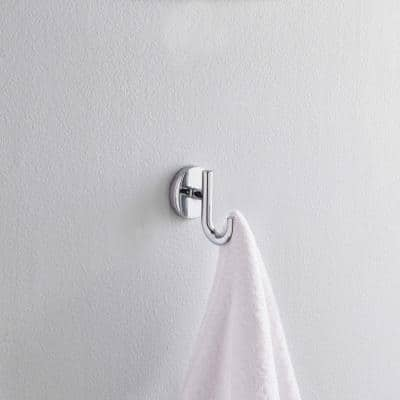 Trinsic Double Towel Hook in Chrome
