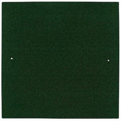 3 ft. x 5 ft. Residential Synthetic Turf Golf Mat with 5 mm Foam Backing