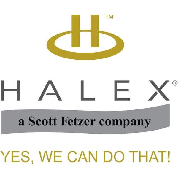 "Halex 1/"" Cord Grip Connectors Die Cast Cord Range Diameter  .875-.985 Box of 10"