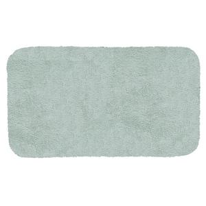 New Regency Sea Mist 17 in. x 24 in. Nylon Machine Washable Bath Mat