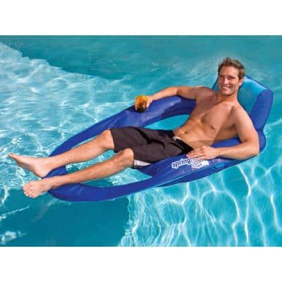 Spring Float Recliner XL Pool Float (2-Pack)