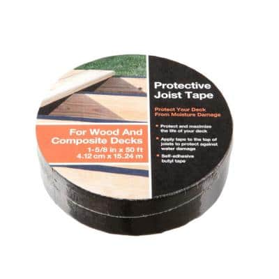 1-5/8 in. x 50 ft. Butyl Joist Tape
