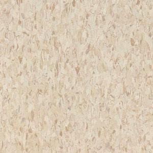 Imperial Texture VCT 12 in. x 12 in. Sandrift White Standard Excelon Commercial Vinyl Tile (45 sq. ft. / case)