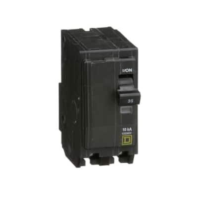 QO 70 Amp22kA2-Pole Plug-In Circuit Breaker