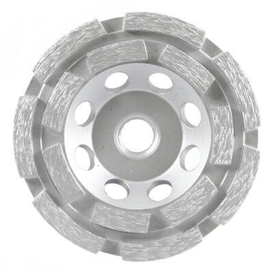 4 in. Diamond Cup Wheel