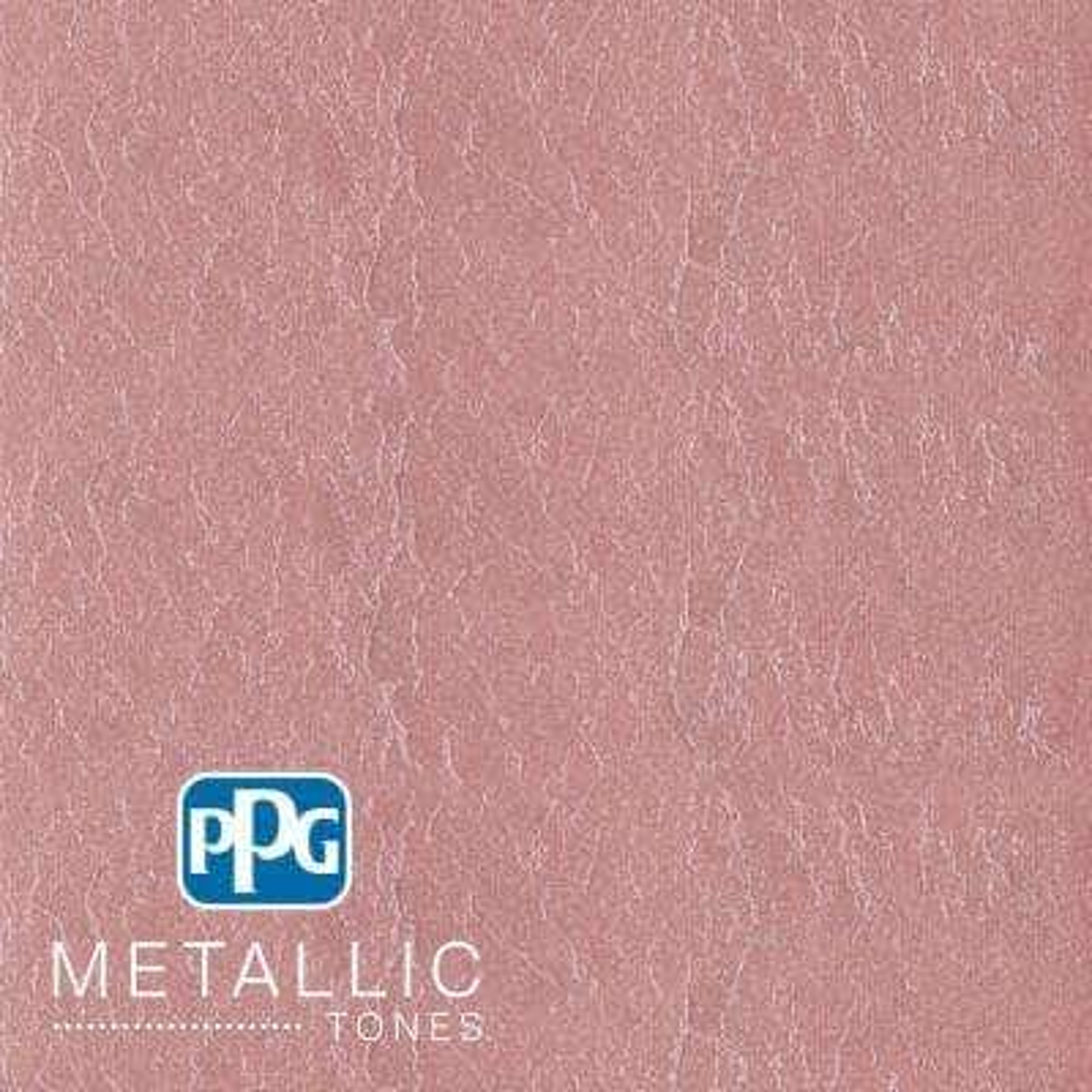 1  gal. #MTL120 Primrose Promise Metallic Interior Specialty Finish Paint