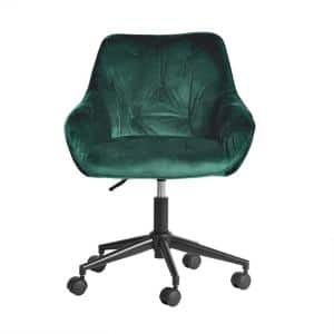 Alexon Green Study Room Office Chair Middle Office Chair
