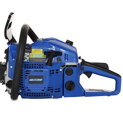 18 in. 45 cc Heavy-Duty Gas Chainsaw