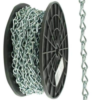 #12 x 100 ft. Zinc Plated Steel Jack Chain