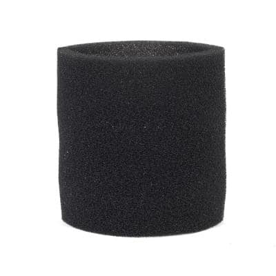 Wet Filter Foam Sleeve for Select Shop-Vac Branded Wet/Dry Shop Vacuums
