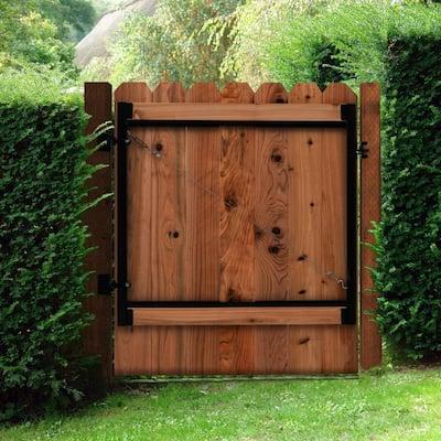 Original Series 60 in. - 96 in. wide gate opening, Steel Gate Frame Kit