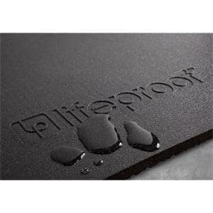 7/16 in. Thick Waterproof Premium Plus Carpet Cushion with Air Channels and Ultra-Fresh