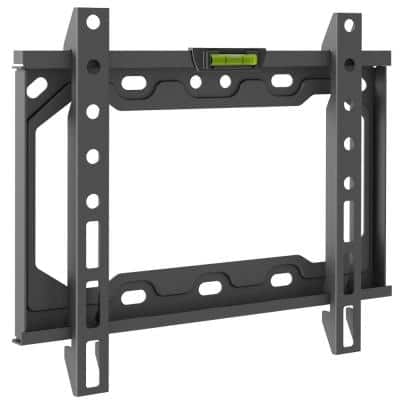 Barkan 13 in to 39 in Fixed Flat TV Wall Mount, up to 88 lbs
