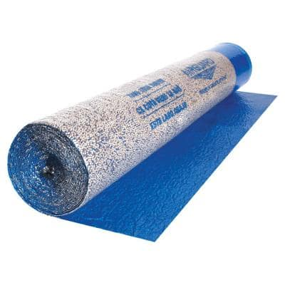 AirGuard 100 sq. ft. 40 in. x 30 ft. x 2 mm 5-in-1 Underlayment with Microban for Laminate and Engineered Wood Floors