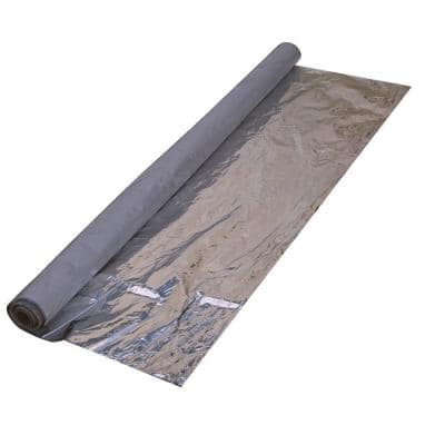 Thermal Reflecting Foil for Radiant Floor Heating