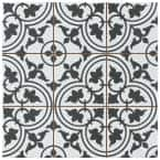 Harmonia Classic White 13 in. x 13 in. Ceramic Floor and Wall Tile (12.19 sq. ft./Case)