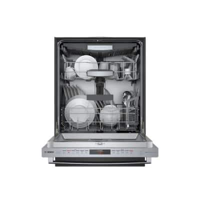 800 Series 24 in. Stainless Steel Top Control Tall Tub Dishwasher with Stainless Steel Tub, CrystalDry, 42dBA