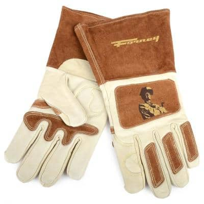 Signature Welding Gloves, Men's Size X-Large