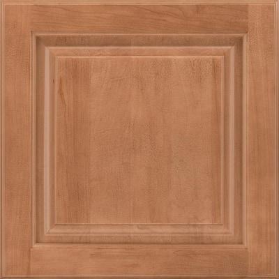 Portola 14 9/16 x 14 1/2 in. Cabinet Door Sample in Spice
