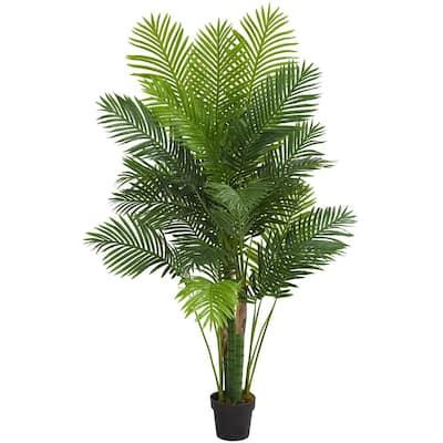 Indoor 6 ft. Hawaii Palm Artificial Tree