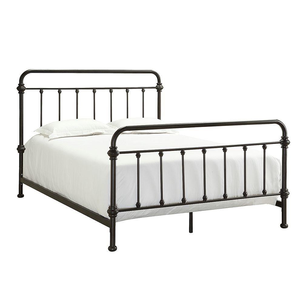 antique bed iron bed Full Antique Cast Iron and Brass Bed Frame antique bed frame wrought iron bed iron bed frame antique iron bed