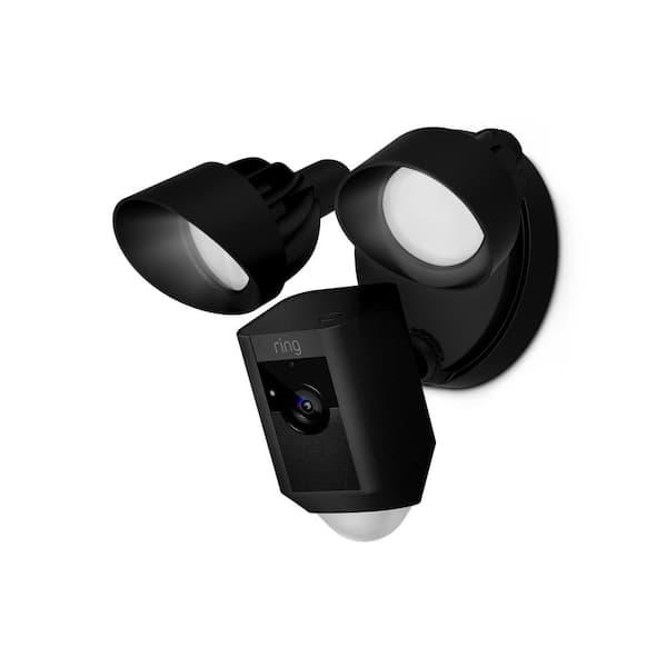 Maximus 1080p Floodlight Camera Surveillance Flood Cam Wi-Fi Outdoor Security HD