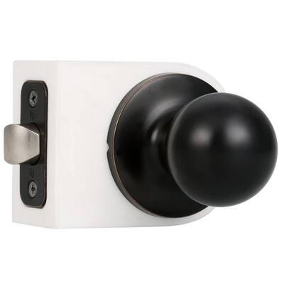Premiere Essentials Passage Hall/Closet Hudson Oil Rubbed Bronze Door Knob