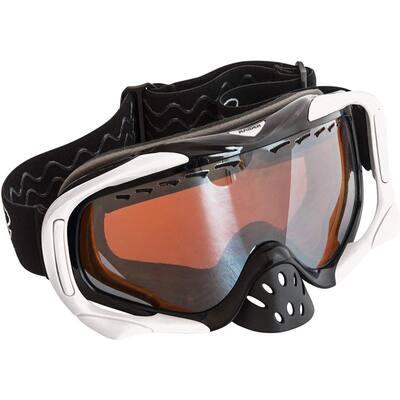 Elite Amp Black/White Goggles
