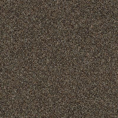 Kaleidoscope I - Color Stormy Peak Texture 15 ft. Carpet