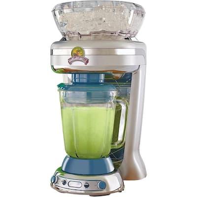 Key West Frozen Concoction Maker 48 oz. 3-Speed Beige Blender with Easy Pour Jar and XL Ice Reservoir