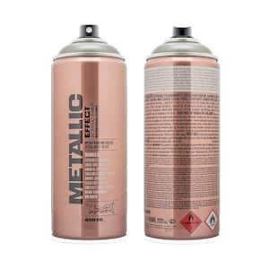 10 oz. METALLIC EFFECT Spray Paint, Titanium