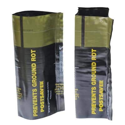 5.5 in. x 5.5 in. or 7 in. Dia Rot Protection Sleeve (10-Pack)