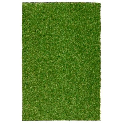 18 in. x 30 in. Indoor/Outdoor Greentic Artificial Grass Turf Puppy Pee Pad
