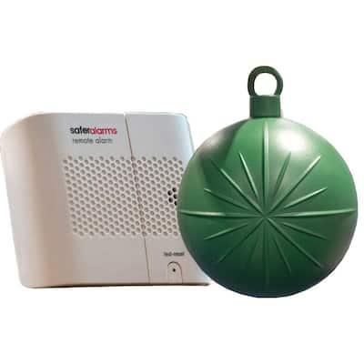 Safer Battery Powered Christmas Tree Alarm