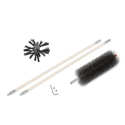 LintEater Jr. Rotary Dryer Vent Cleaning Kit