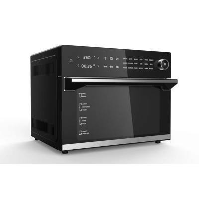 Ariawave 36 Qt Black Air Fryer Oven