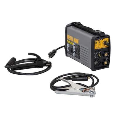 80 Amp DC Output, 120-Volt Input Power Inverter DC Stick Welder