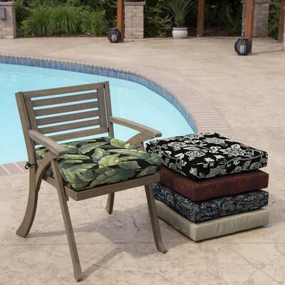 Onyx Cebu Square Outdoor Seat Cushion