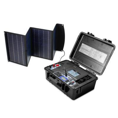 800-Watt 12-Volt Solar eCase Generator Lead-Acid Battery Charger