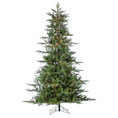 9 ft. H LED Natural Cut Portland Pine