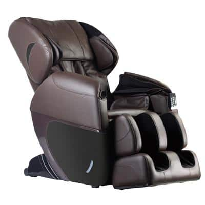 eSmart Large Fitness and Wellness Zero Gravity Massage Chair with Multi-Therapy Programming