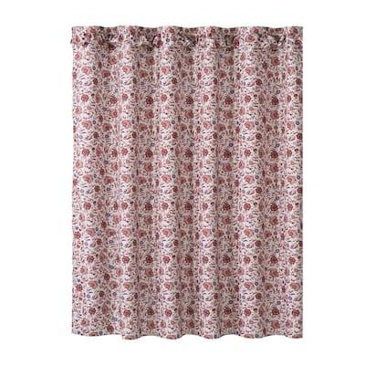 72 in. Harper Jacobean Shower Curtain